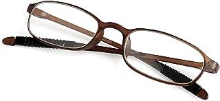 d020fc7a996b Wivily Women Men Flexible Reading Glasses Readers Strength Presbyopic  Glasses (+3.0)