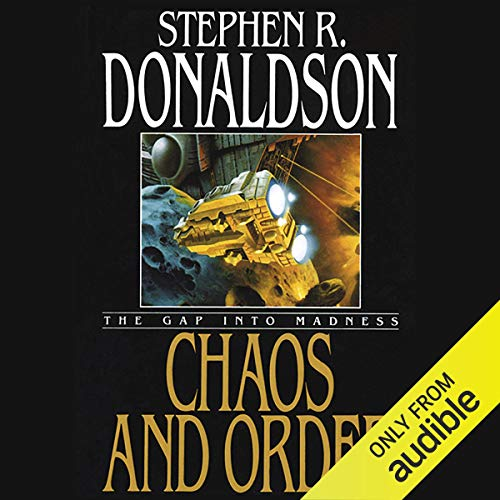 Chaos and Order: The Gap into Madness cover art