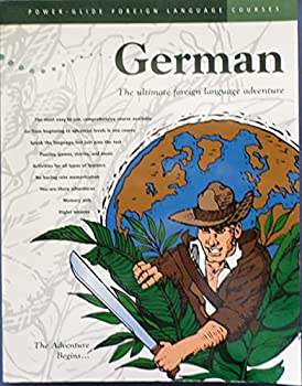 German The Ultimate Foreign Language Adventure  Power-Glide Foreign Language Courses   English and German Edition