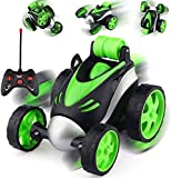 DEFENZO Vibe RC Stunt Vehicle 360°Rotating Rolling Race Car, Toys for Kids(Multi Color)