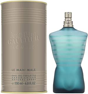 Best Le Male FOR MEN by Jean Paul Gaultier - 6.8 oz EDT Spray Review