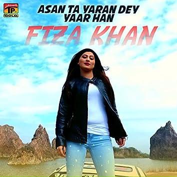 Asan Ta Yaran Dey Yaar Han - Single
