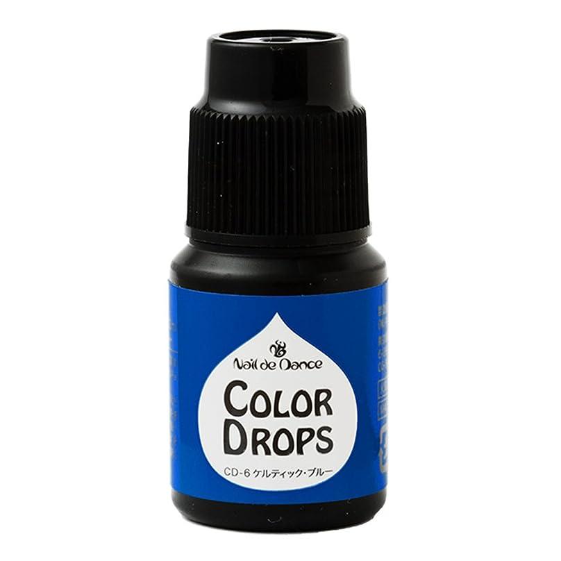 トレイル空虚供給カラードロップス濃縮タイプ ブルー