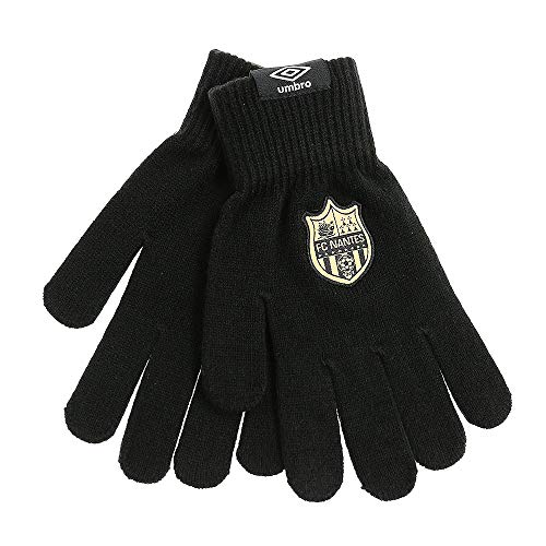 UMBRO Gants noirs FC Nantes