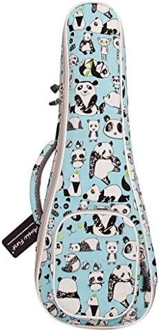 MUSIC FIRST Original Design 15mm Padded Cartoon Panda Violin bag 1 4 1 2 Soft Violin Case Violin product image