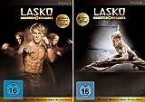 Lasko - Die Faust Gottes, Staffel 1+2 (4 DVDs)