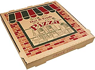 ARV9124314 - Arvco Corrugated Pizza Boxes, 12w X 12d X 1 3/4h, Kraft