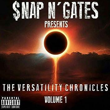 The Versatility Chronicles Volume 1