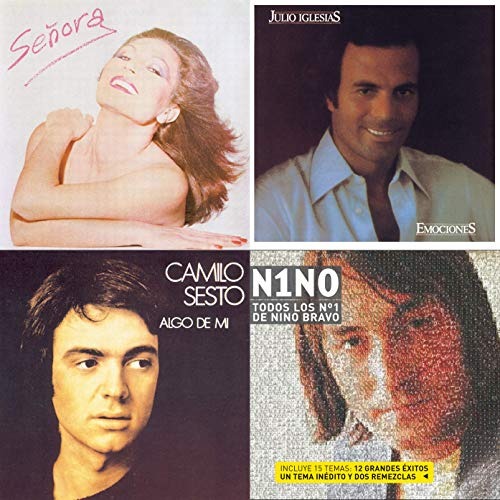 Canción española y música melódica