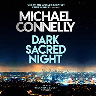 Dark Sacred Night cover art