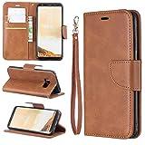 Housse de protection Étui pour Samsung Galaxy S8 Portefeuille Multifonctionnel Téléphone Mobile...