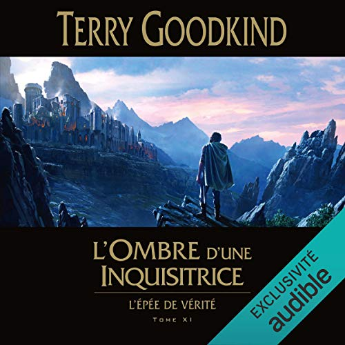 『L'Ombre d'une inquisitrice』のカバーアート