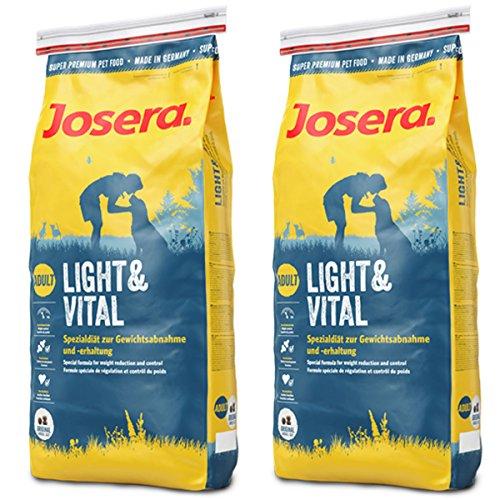 Josera 2 x 15 kg Light & Vital