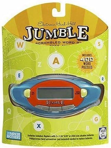 muchas sorpresas Jumble Hand Held Held Held by Hasbro  salida