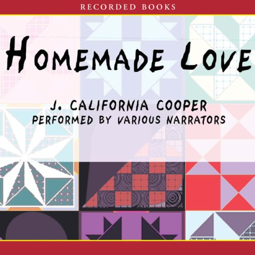 Homemade Love audiobook cover art