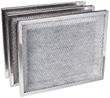 Whirlpool W10355450 Charcoal Hood Filter. 3-Pack,white