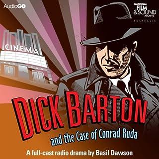 Dick Barton and the Case of Conrad Ruda cover art