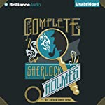The Complete Sherlock Holmes cover art