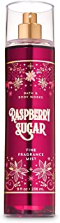 Bath and Body Works Raspberry Sugar Fine Fragrance Mist Spray 8 Ounce Fall 2019 Collection