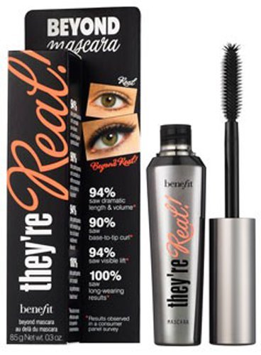 BENEFIT THEY'RE REAL BEYOND MASCARA - BLACK 8.5G