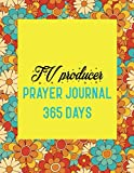 TV producer Prayer Journal 365 Days: 52-Week Devotional Journal to Reflect and Connect with God, Guides & Worbooks,...