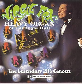 Heavy Organ At Carnegie Hall