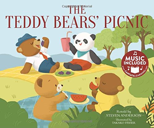 Compare Textbook Prices for Teddy Bears' Picnic Sing-along Animal Songs Lib/Com Edition ISBN 9781632903709 by Anderson, Steven,Musical Youth Productions,Fisher, Takako,Musical Youth Productions