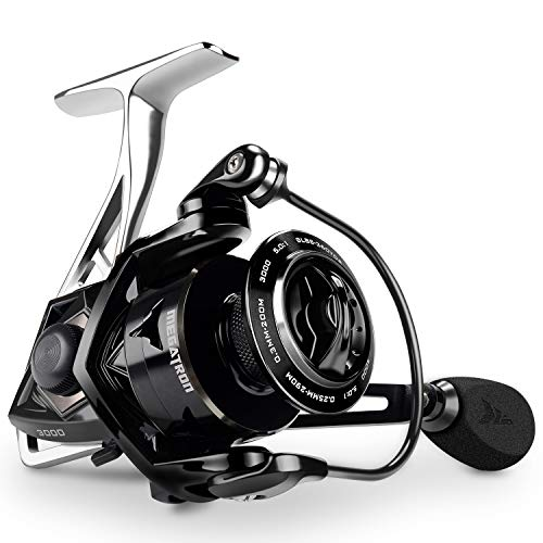 KastKing Megatron Spinning Reel,Size 2000 Fishing...