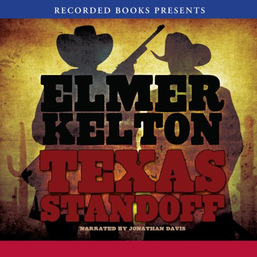 Texas Standoff audiobook cover art
