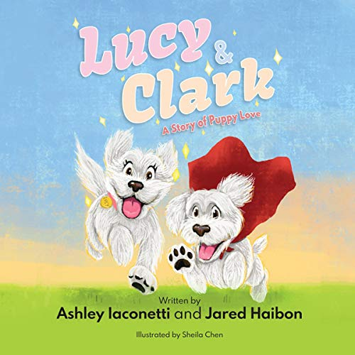 Lucy & Clark audiobook cover art