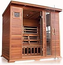 SunRay Savannah 3 Person Infrared Cedar Sauna