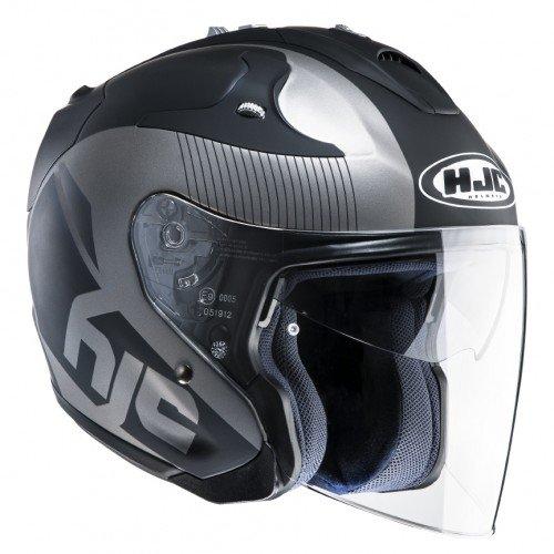 Casco moto HJC FG-JET ACADIA MC5F, Nero, M