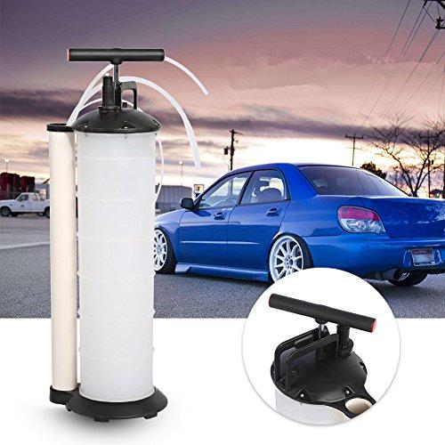 Pompe d'huile, 7L Pompe d'huile Vidange Manuelle Extraction Diesel Huile l'eau Liquide...