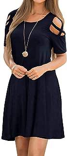 Best cut shoulder dresses Reviews