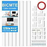 canaleta cables , canaleta cables adhesiva blanca,canaleta cables pared tv,Cables de...