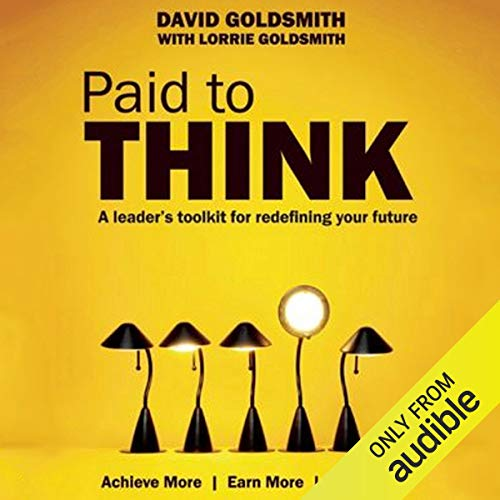 Page de couverture de Paid to Think