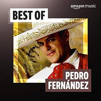 Best of Pedro Fernández