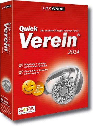 QuickVerein 2014 (Version 11.00)