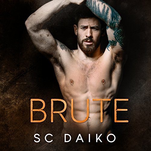 BRUTE audiobook cover art