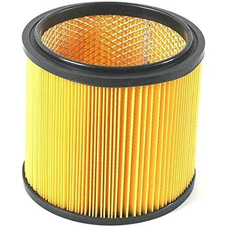 Pour usage sec Cartouche filtrante pour aspirateur Mac Allister 1250W