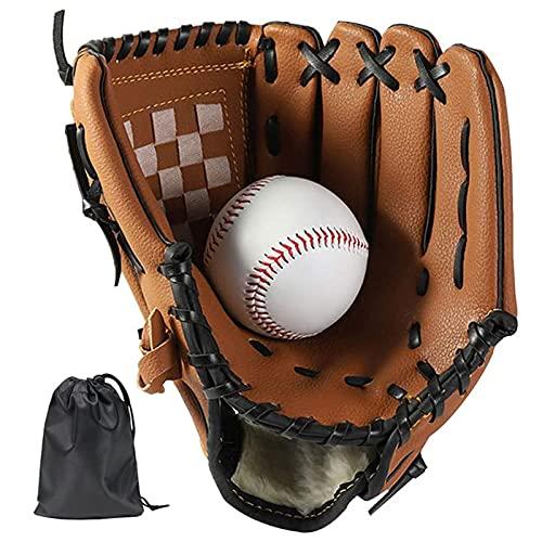 LeapBeast Guante de Béisbol, Jarra Softball Guantes Mano Izquierda Suave