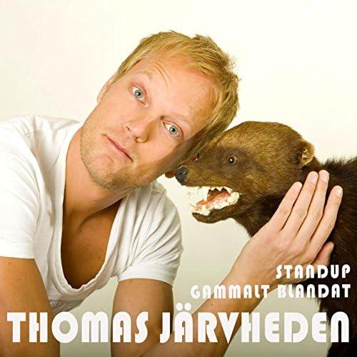 Thomas Järvheden