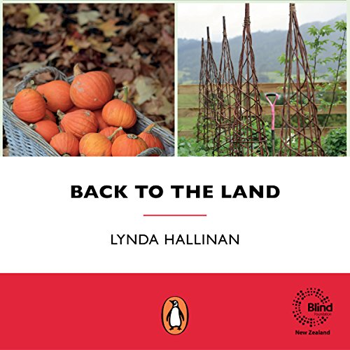 Back to the Land audiobook cover art