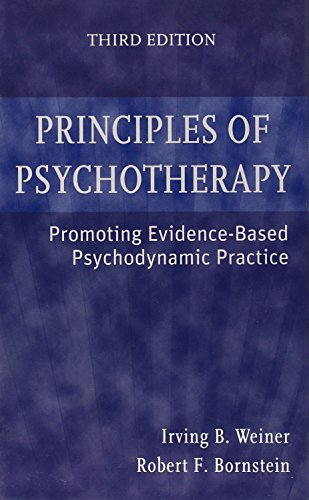 Principles of Psychotherapy: Promoting Evidence-Based...