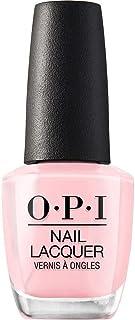OPI Nail Lacquer - Esmalte Uñas Duración de Hasta 7 Días, Efecto Manicura Profesional - Tonos Blancos y Rosas