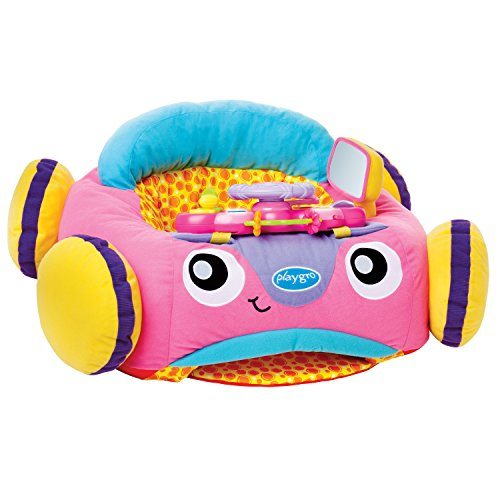 Playgro Music and Lights Comfy Car