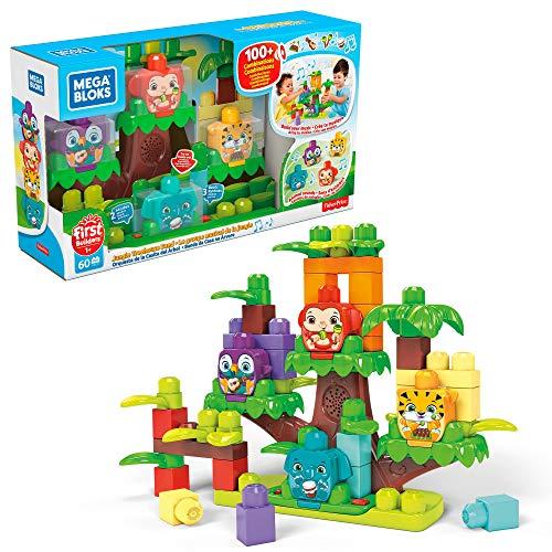 Mega Bloks Casa del árbol bloques de construcción