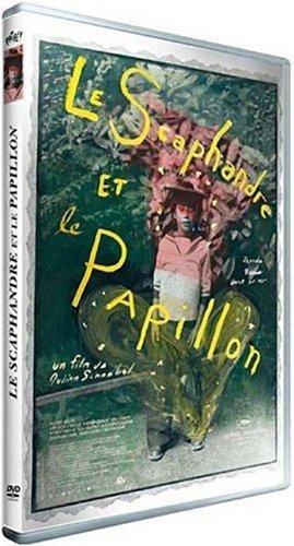 Le Scaphandre et le papillon [Francia] [DVD]