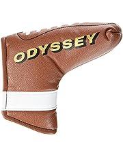 Odyssey Cubierta para Putter tipo mazo Unisex-Adult, marrón, Única