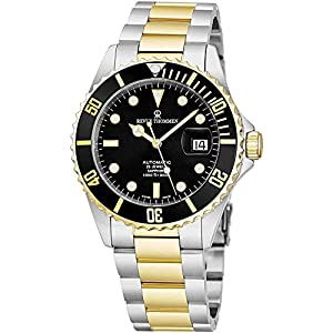 Fashion Shopping Revue Thommen Mens Diver Watch Automatic Sapphire Crystal –